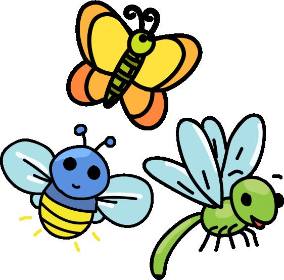 Firefly clipart dragonfly. Butterfly poway hilltop preschool