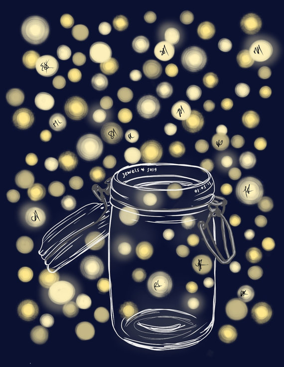Free cliparts download clip. Firefly clipart jar illustration