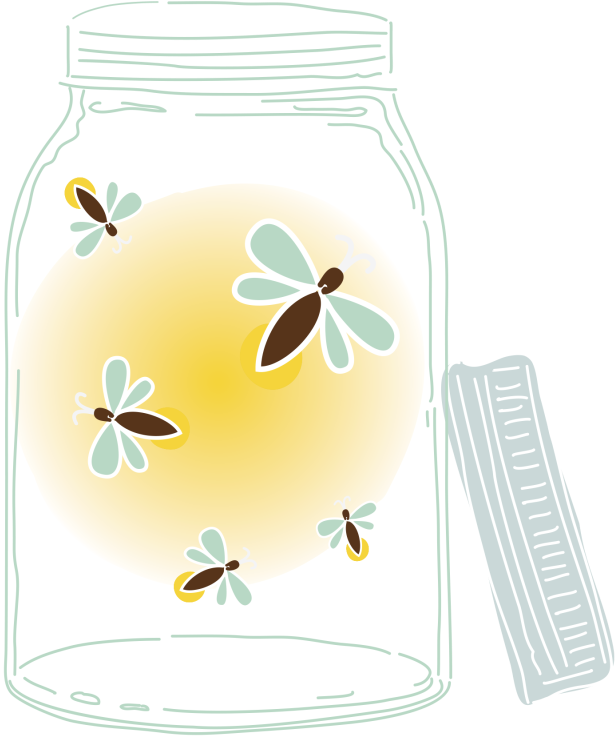 Hd pin mason with. Firefly clipart jar sketch