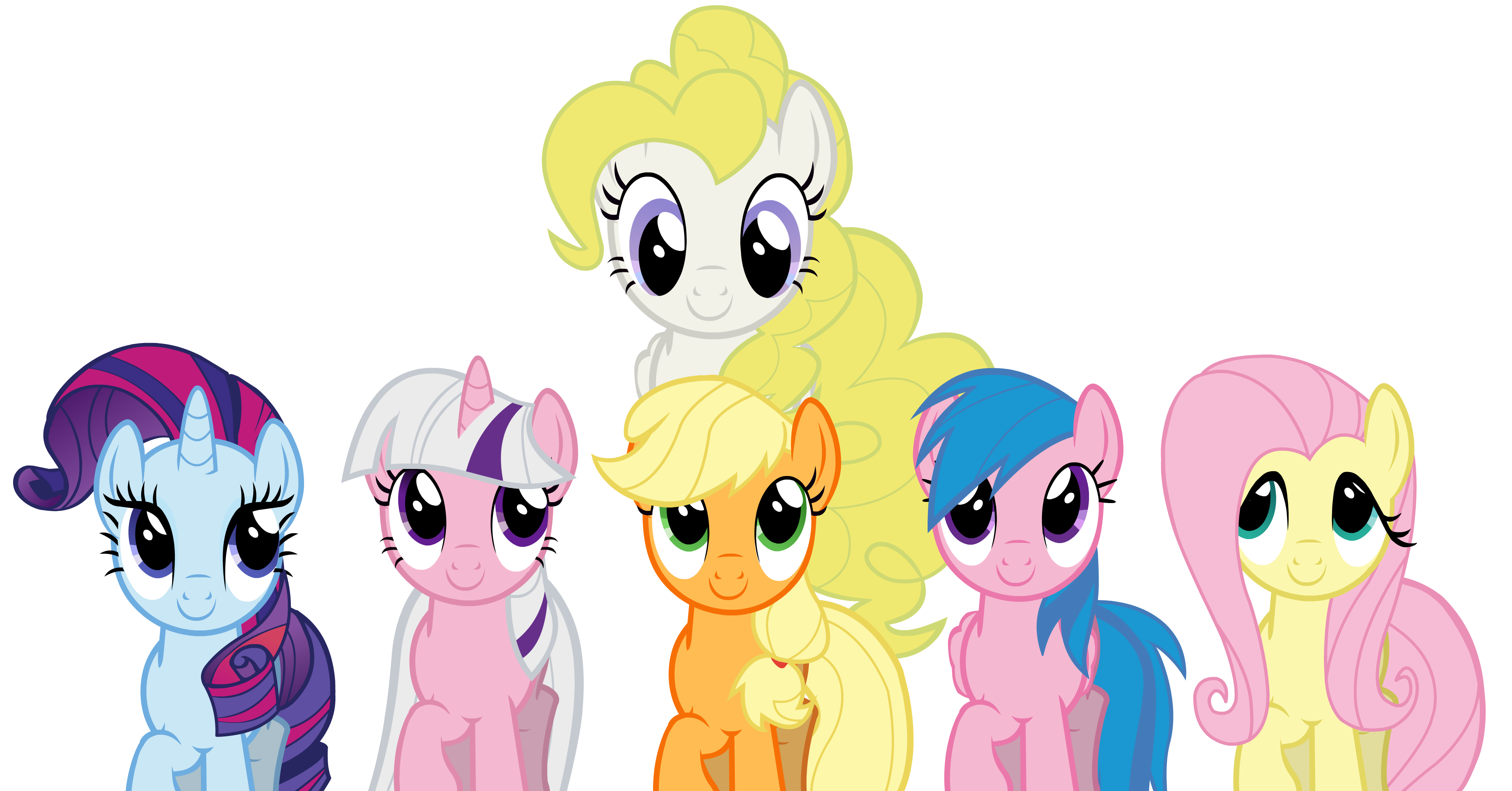 Mlp smile parade with. Firefly clipart kawaii