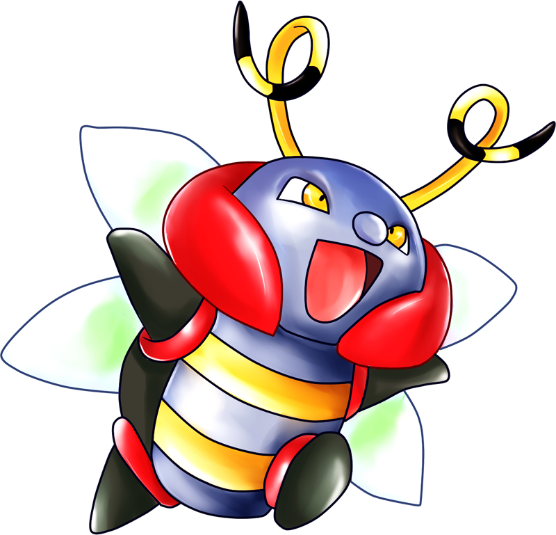Volbeat pok dex stats. Firefly clipart light bug