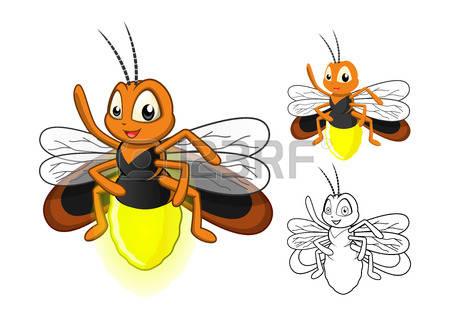 lightning clipartlook. Firefly clipart lightening bug