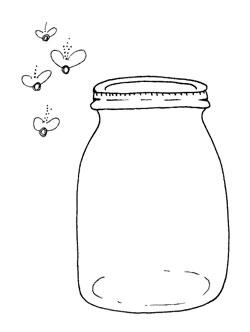 Firefly clipart mason jar. Clip art library