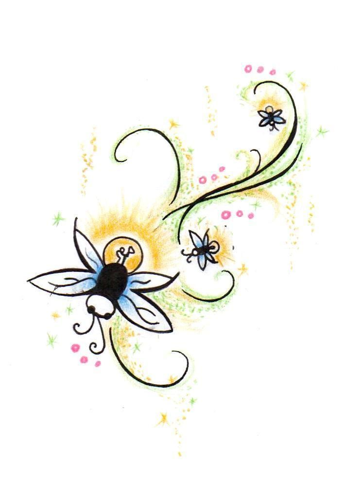 Firefly clipart night clipart. Download tattoo image