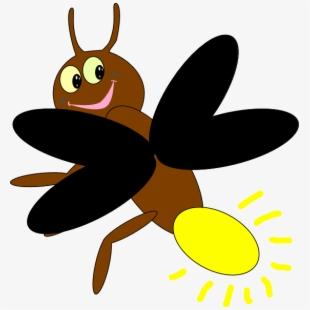 Firefly clipart svg. Purple lightning bug clip