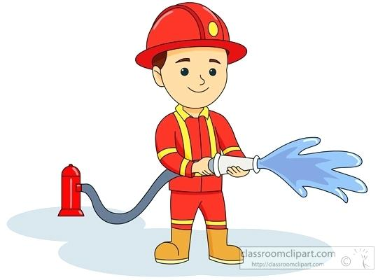 Fireman clipart. Clip art extremely fire
