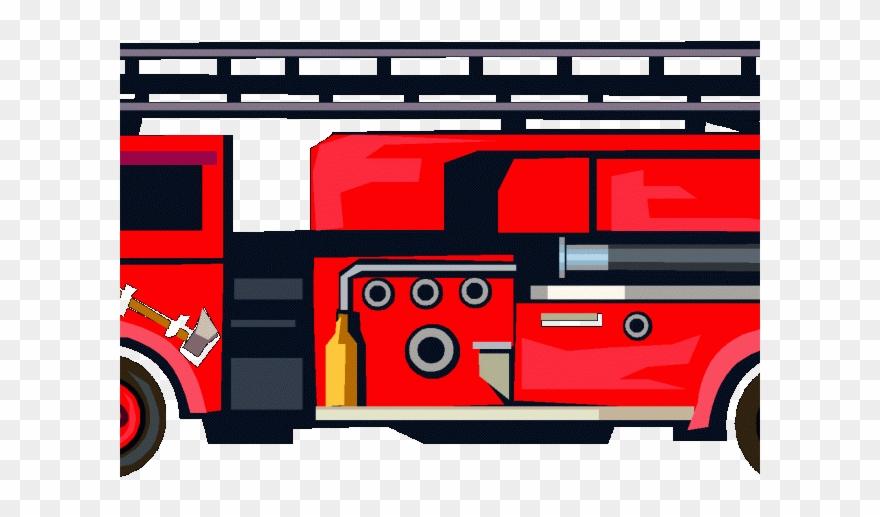 Truck service fireman cartoon. Firetruck clipart fire safety