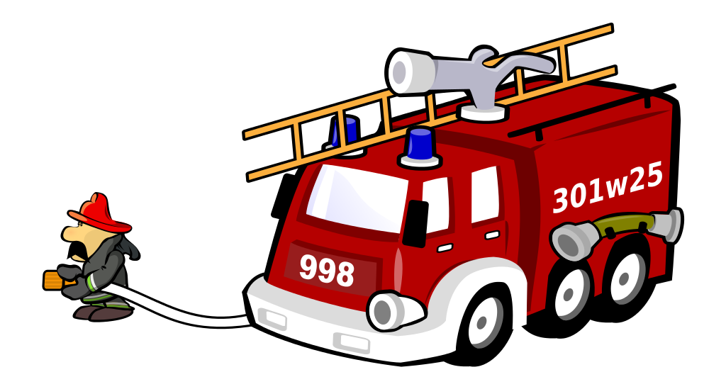 File and engine by. Fireman clipart emergency service