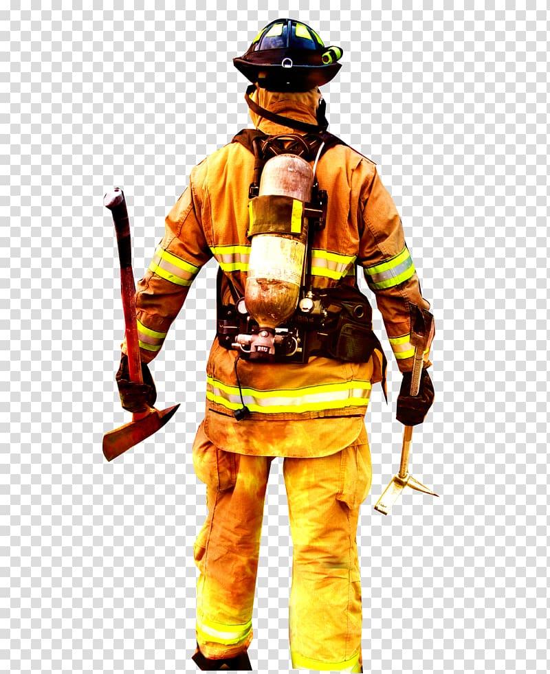 Firefighter fire department station. Fireman clipart emergency service