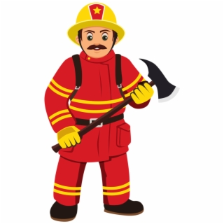 Free png images cliparts. Fireman clipart english