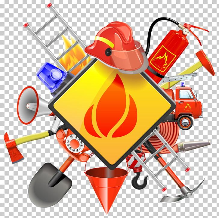 Safety firefighter extinguishers png. Fireman clipart fire inspection