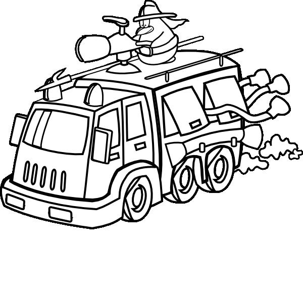 Fireman clipart home fire. Fighter penguin cartoon pinterest