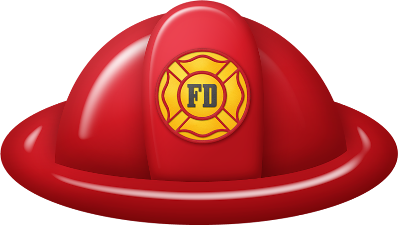 Kaagard firedup hat png. Firetruck clipart baby