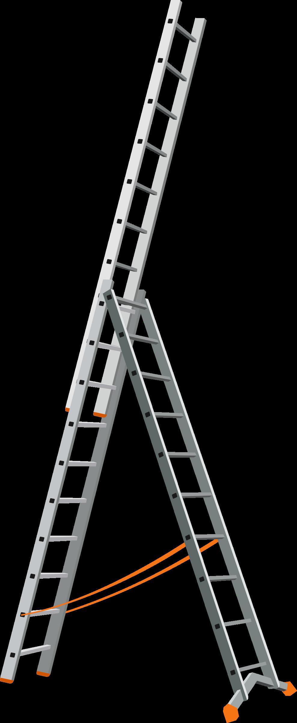 Png x person climbing. Ladder clipart tall ladder