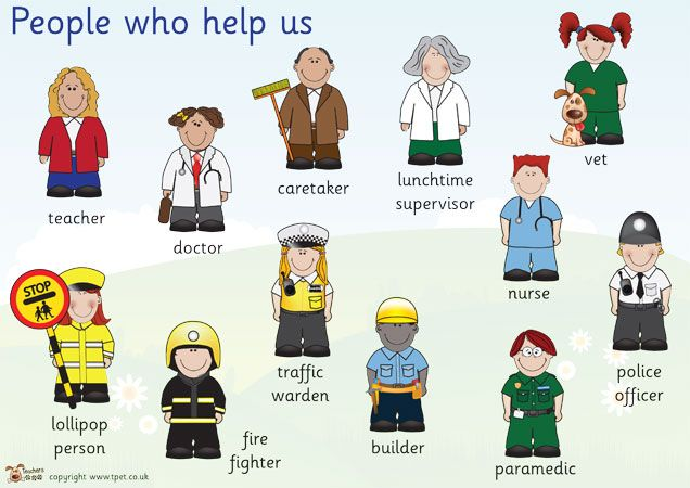Fireman clipart people who help us. Pin on