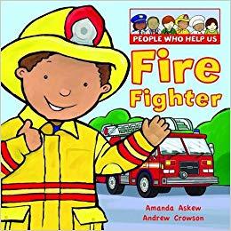 Firefighter amazon co uk. Fireman clipart people who help us
