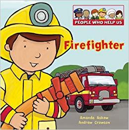 Firefighter amanda askew . Fireman clipart people who help us