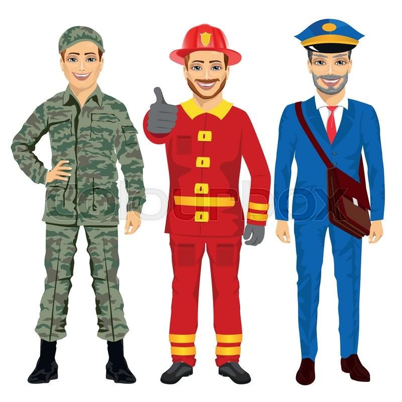 Fireman clipart public servant. Services