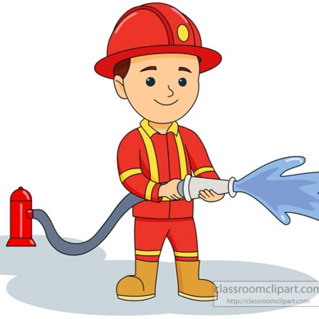 Fireman clipart work clipart. Images portal