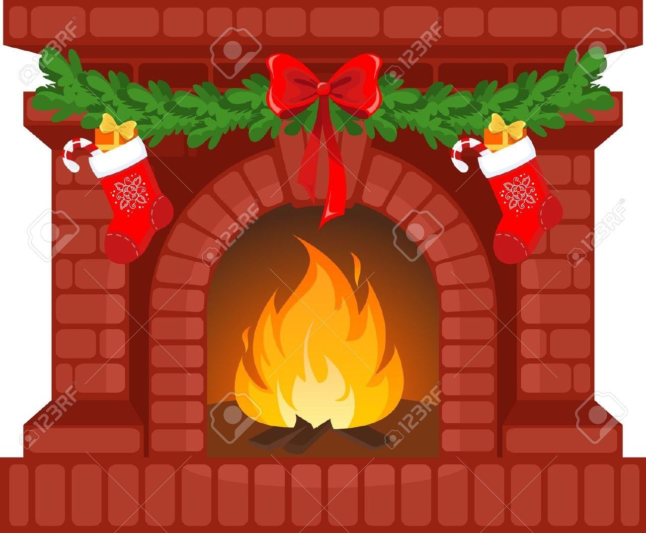 Best of design digital. Fireplace clipart