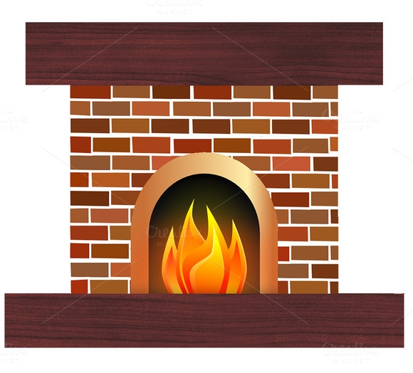 Fireplace clipart brick oven. Clip art library