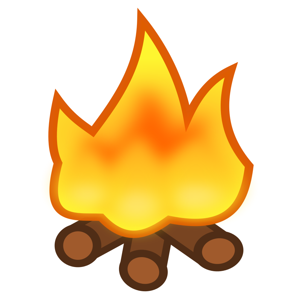 Fireplace clipart campfire. Cartoon pictures shop of