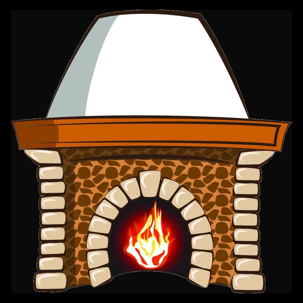 Firewood clipart chimney fire. Chimenea de dibujos animados