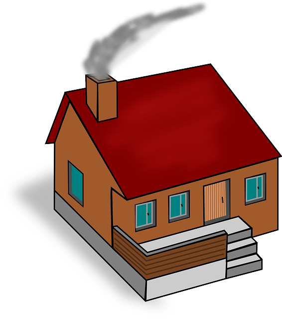 St louis sweep services. Fireplace clipart chimney