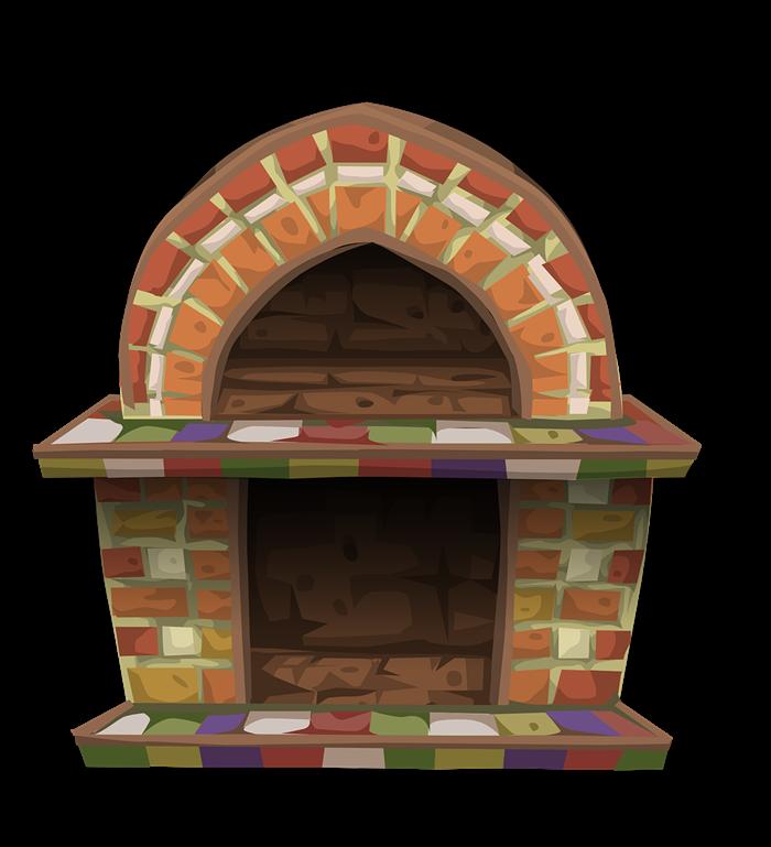 Free clipartix. Fireplace clipart clip art
