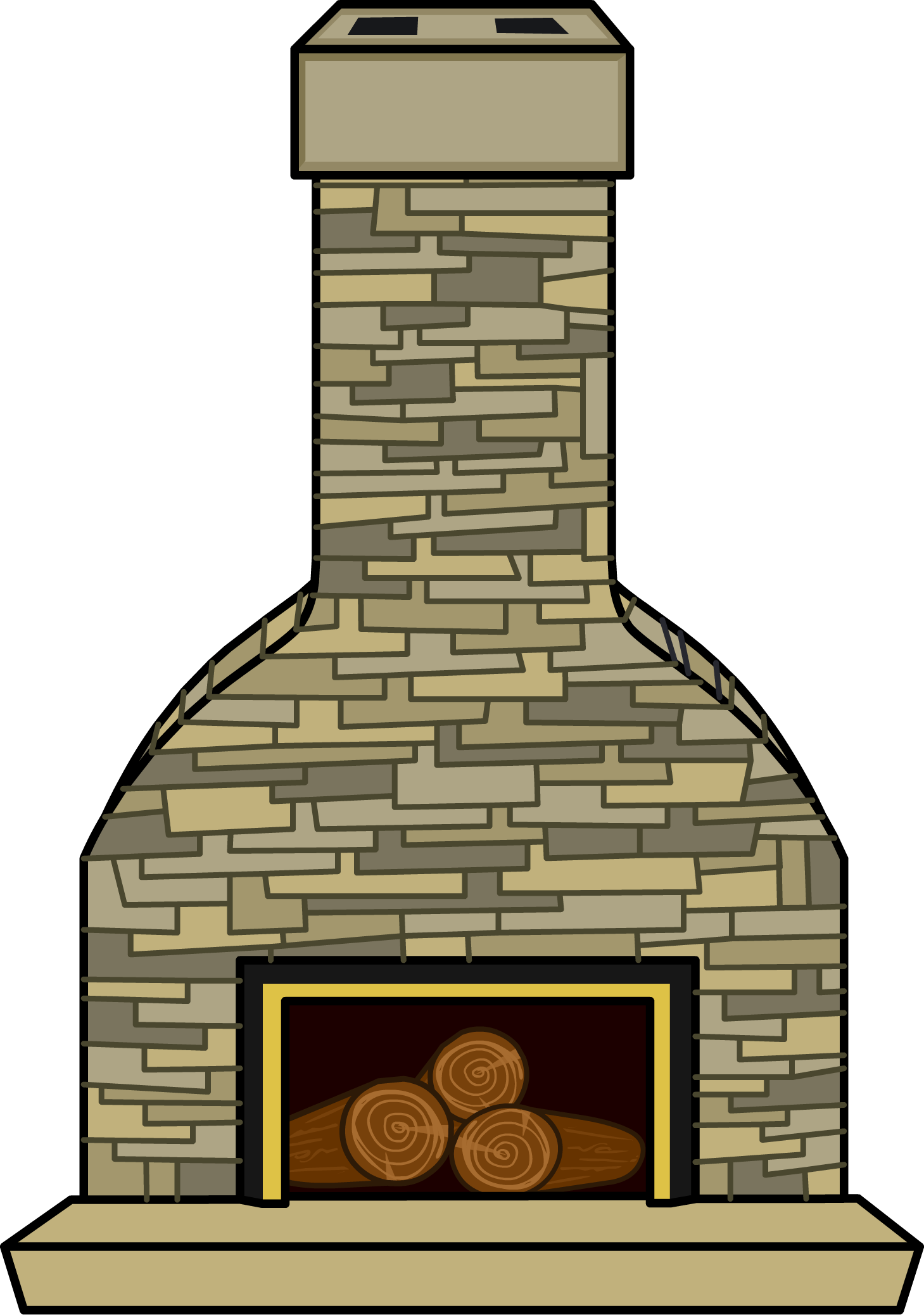 fireplace clipart cozy fireplace