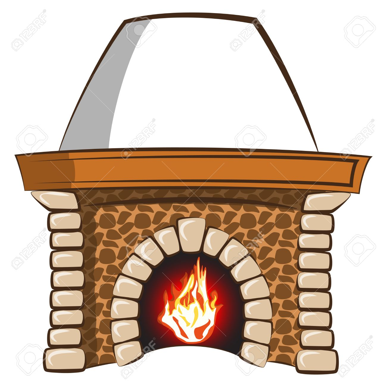 Collection of free download. Fireplace clipart cozy fireplace