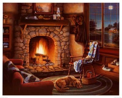 Fireplace clipart cozy fireplace. Clipartfest clipartix