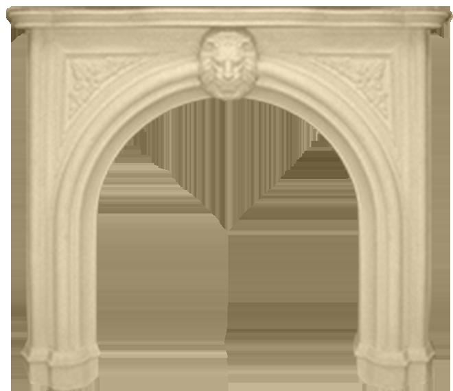 Fireplace clipart fireplace mantel. Mantels lion florida sale