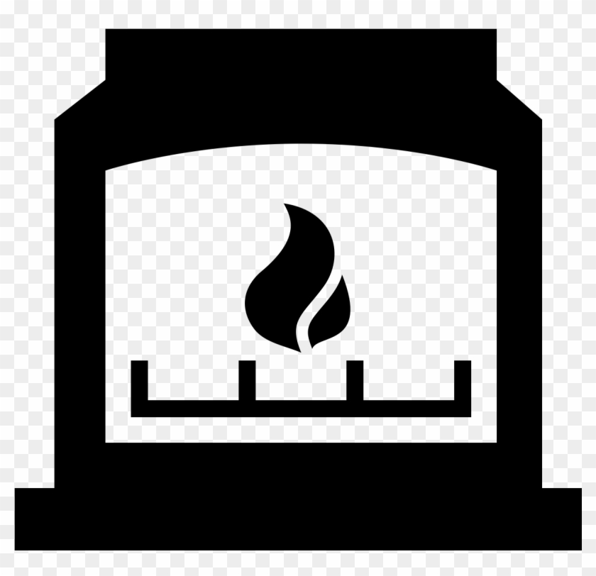 Gas icon png . Fireplace clipart fireplace mantel