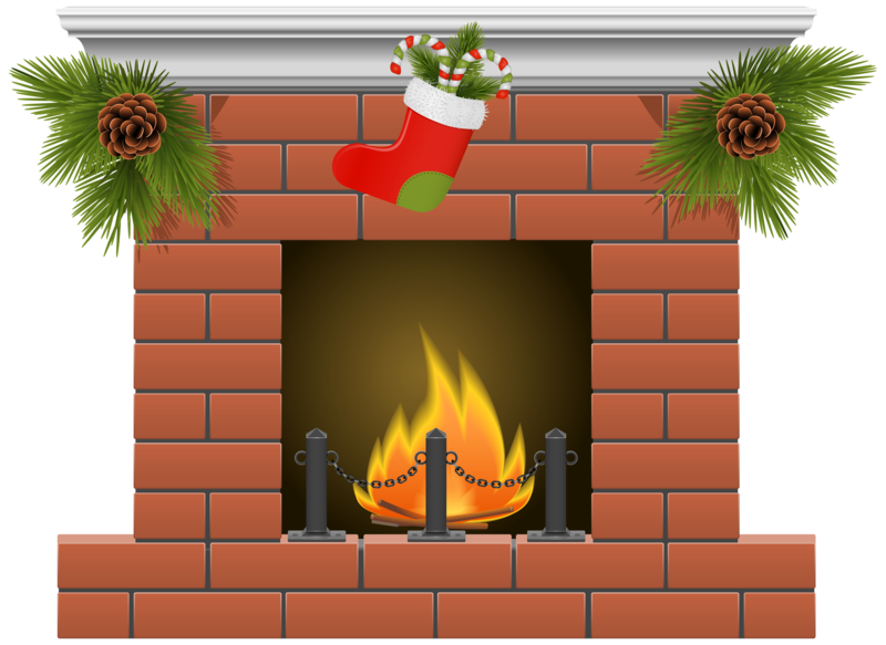 Chimney clipart fireplace. Clip art transprent png