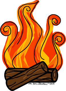 Fireplace clipart log in. Free cliparts download clip