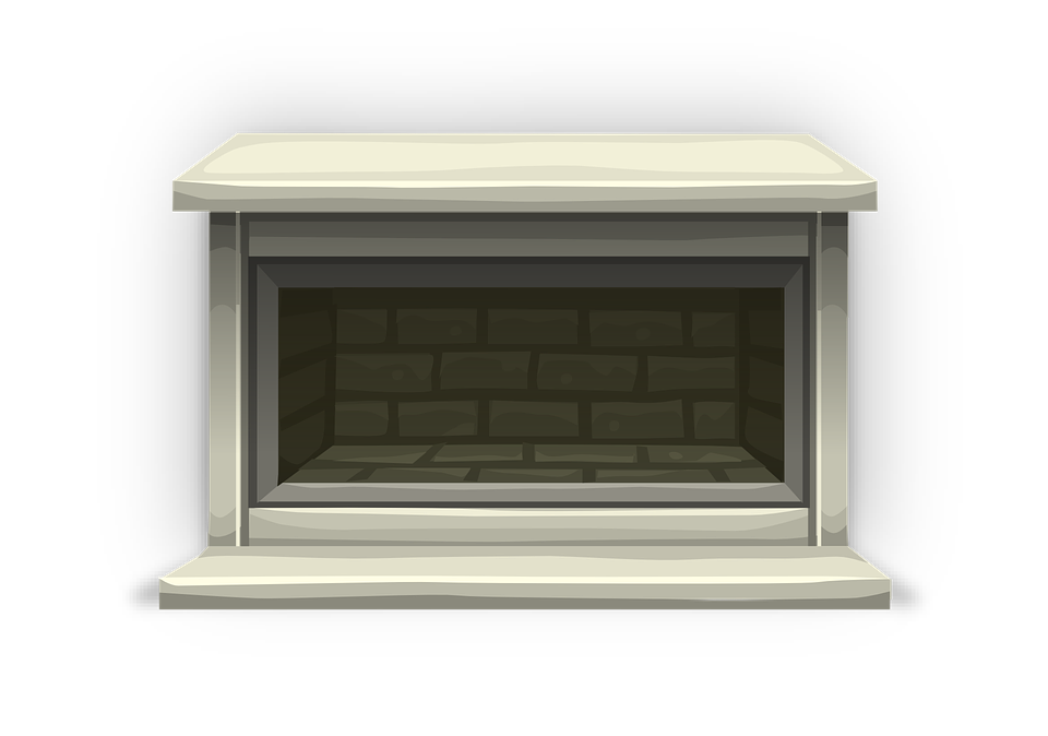 Fireplace clipart mantelpiece. Free photo living room
