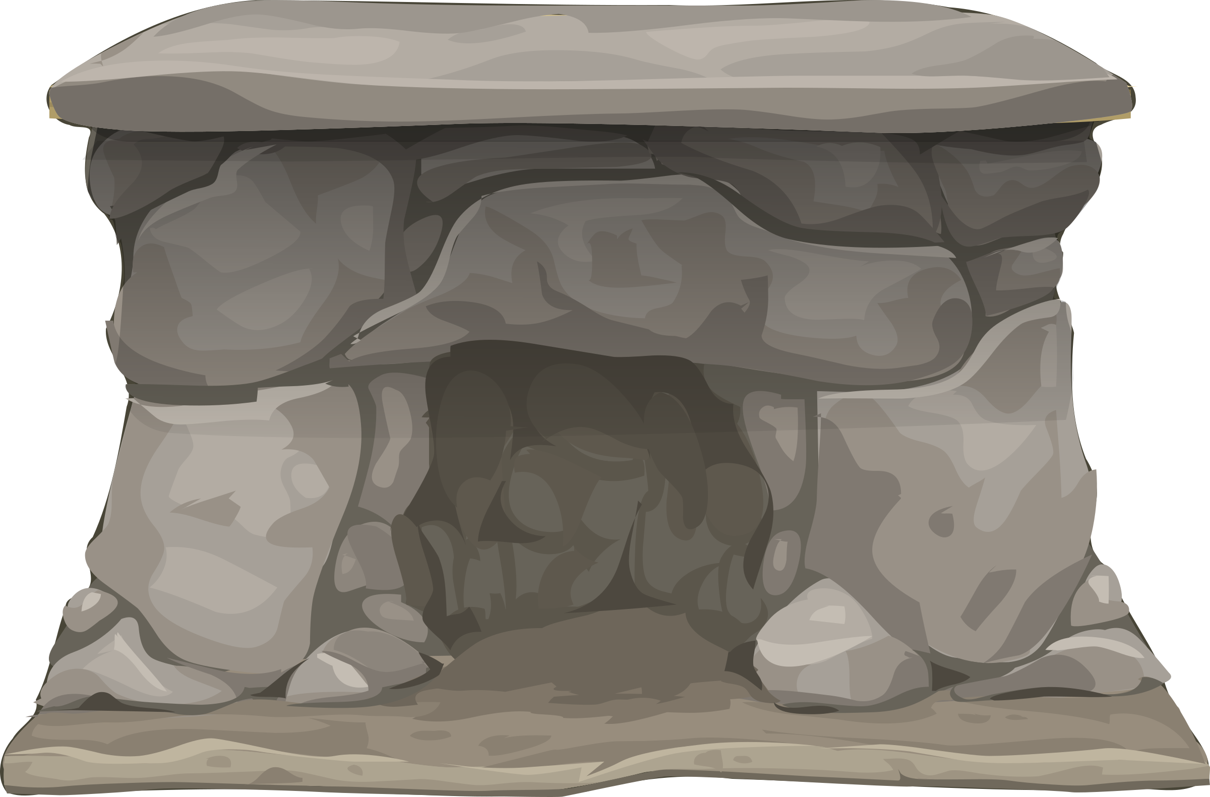 Stone from glitch big. Fireplace clipart old fashioned