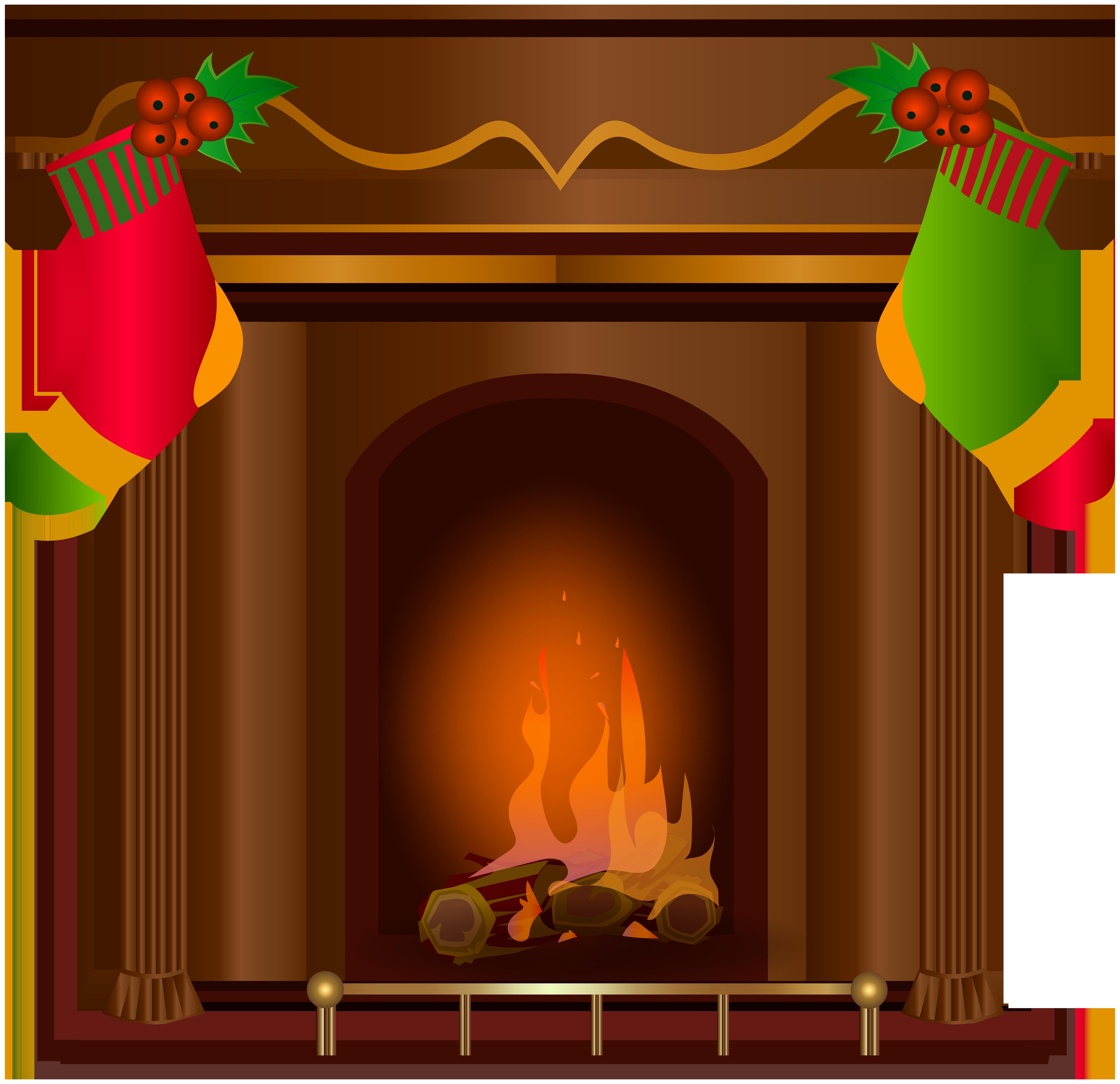 Christmas x clip art. Fireplace clipart transparent