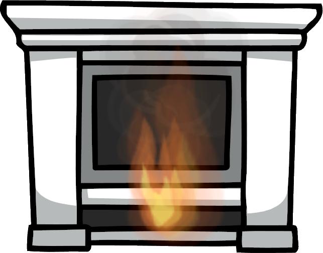 Furnace scribblenauts wiki fandom. Fireplace clipart warm fire
