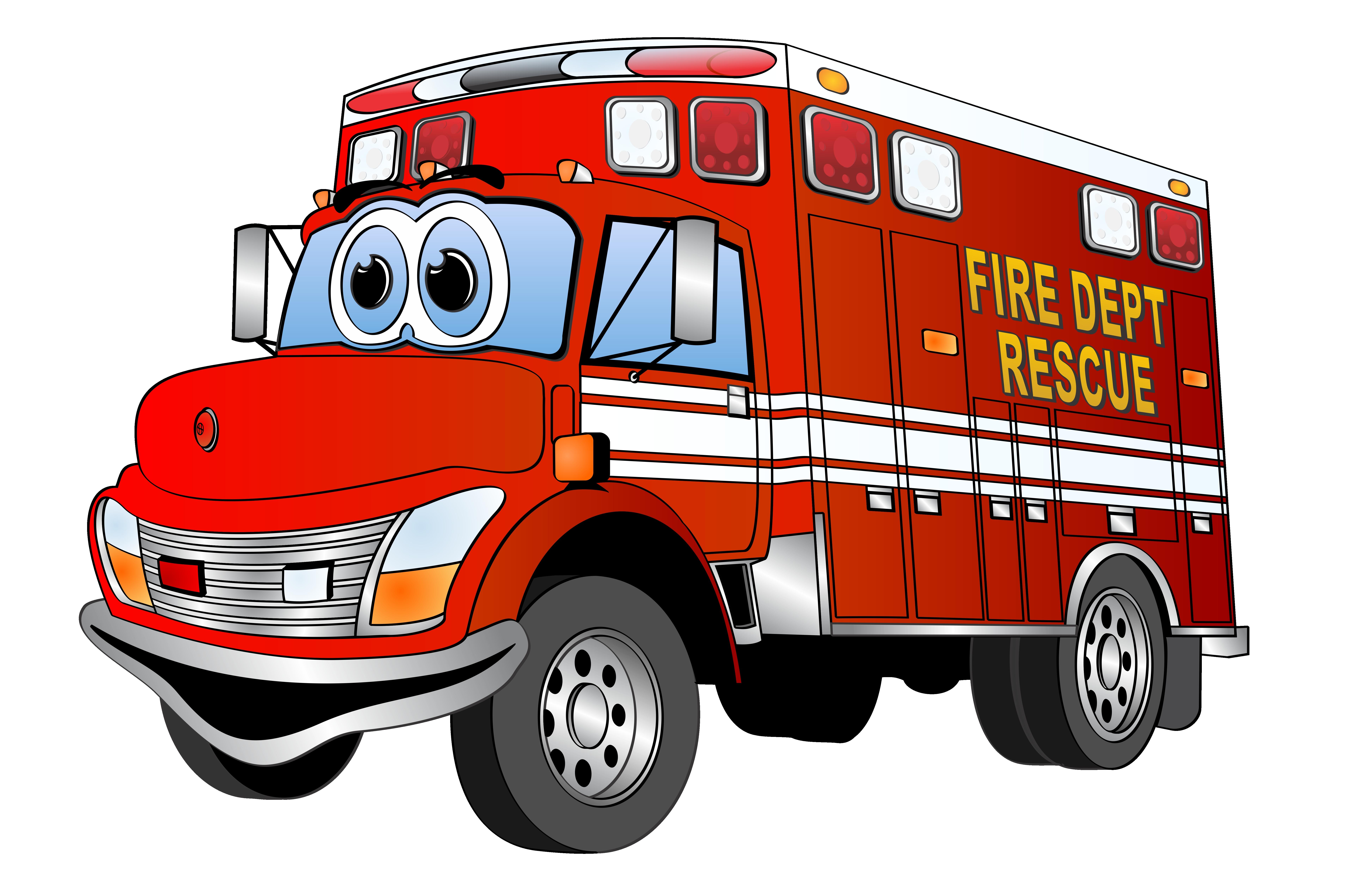 Fire truck silhouette clip. Firetruck clipart