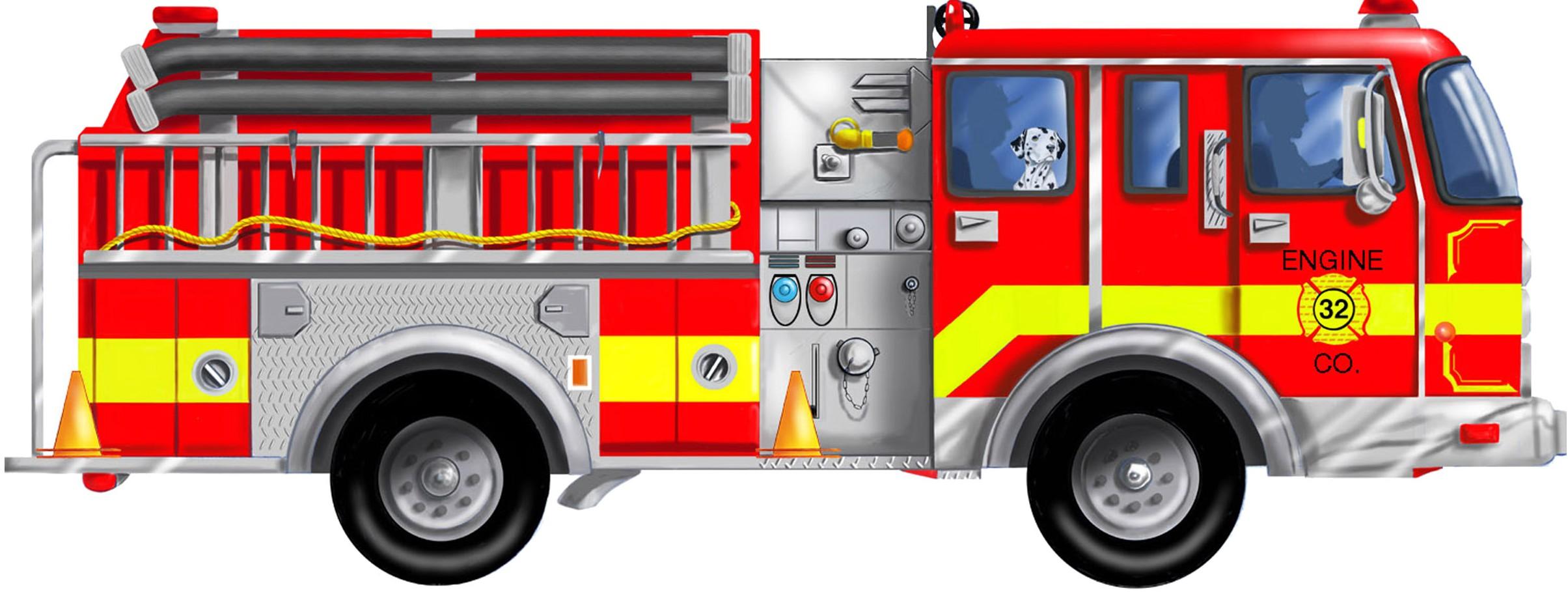 Free fire truck clip. Firetruck clipart
