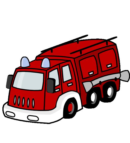 Firetruck clipart. Red fire truck clip