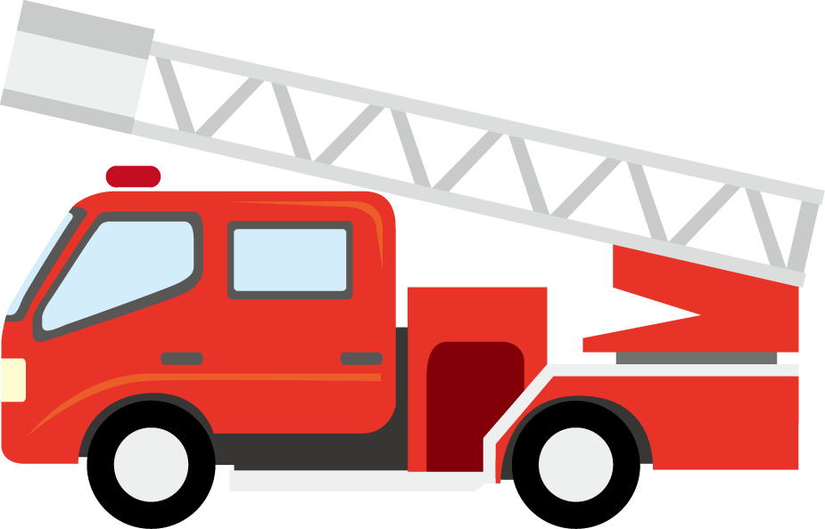 Mailbox clipart mail truck. Fire panda free images