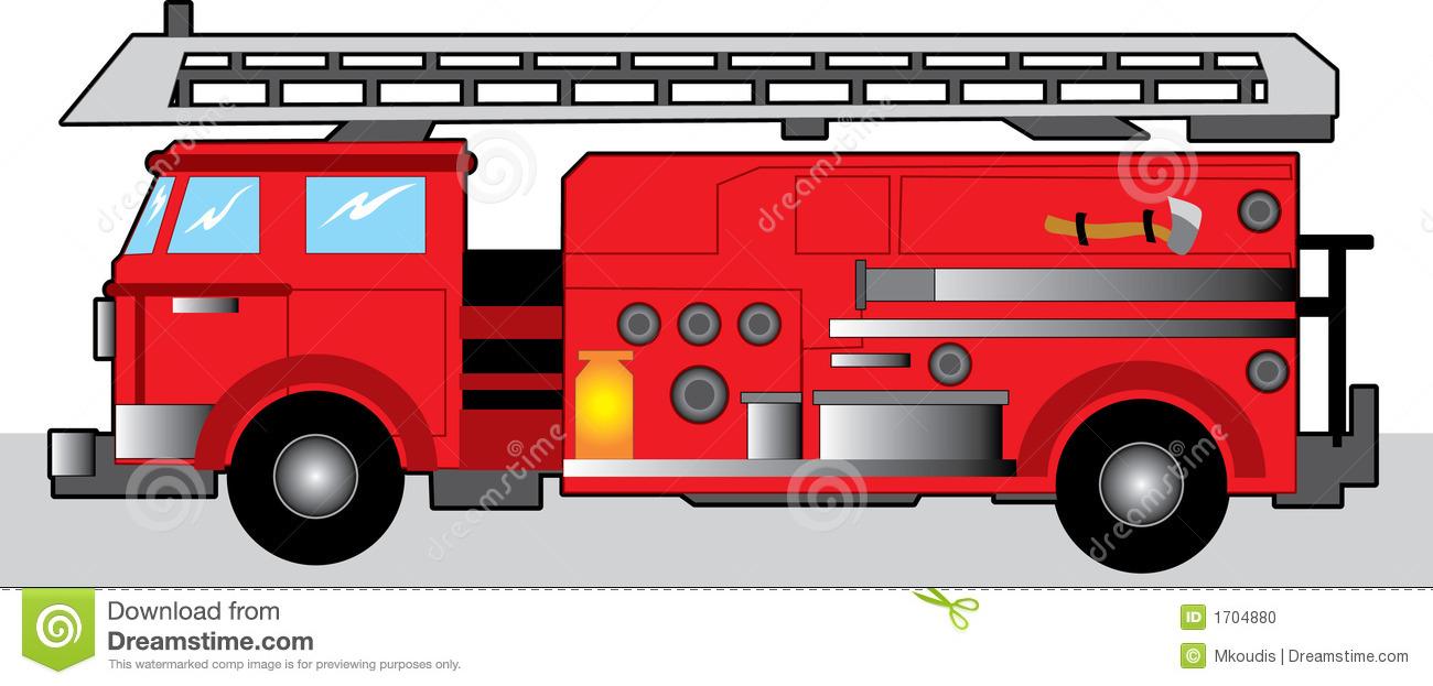 Firetruck clipart. Fire truck panda free