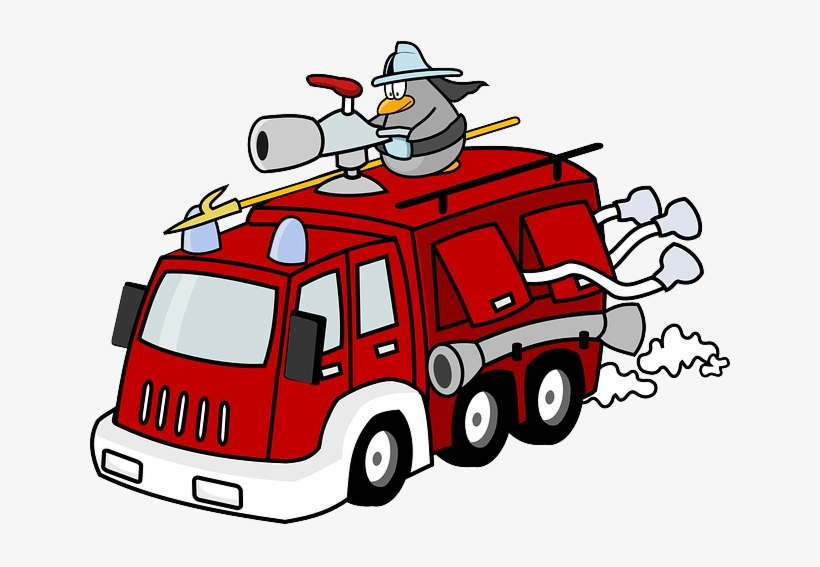 Firetruck clipart animated. Fire truck animation station