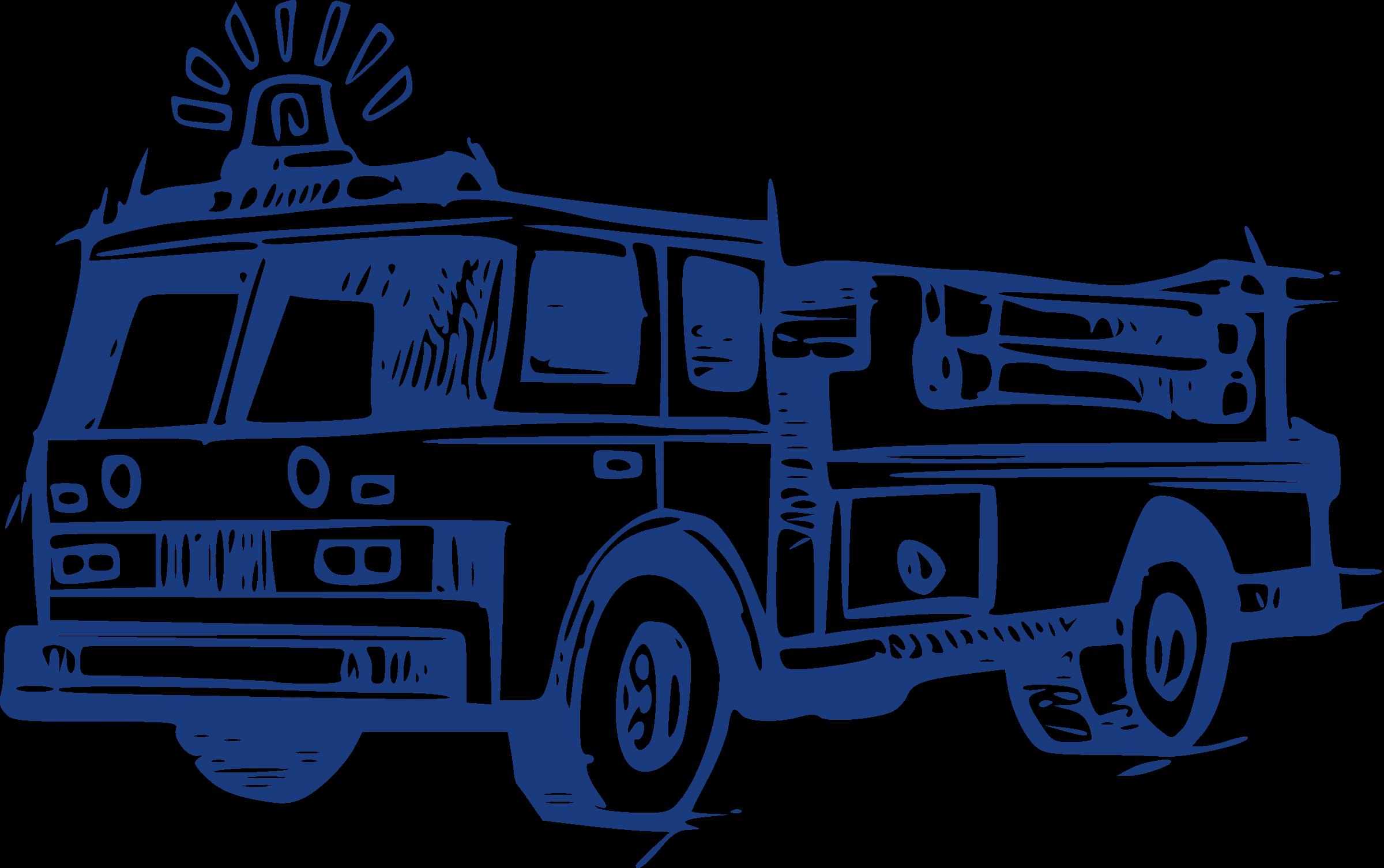 Big image png. Firetruck clipart fire car