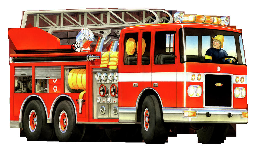 Firetruck clipart fire marshal. Free truck cliparts download
