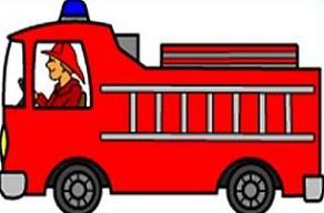 Truck illustrations free download. Firetruck clipart fire officer