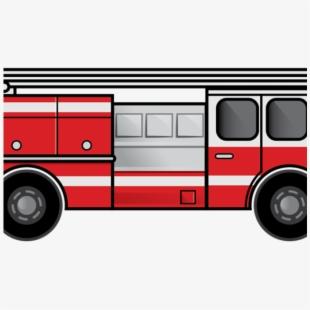 Truck transparent background . Firetruck clipart fire safety